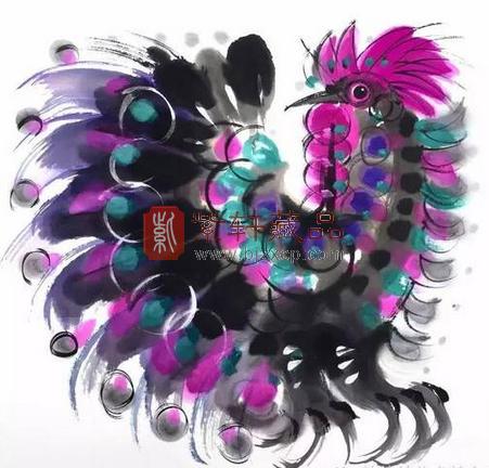 韩美林设计的呆萌小动物们!